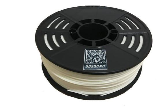 Filamento Abs 1.75mm Premium 4 Kg Natural/preto (3dsquad)