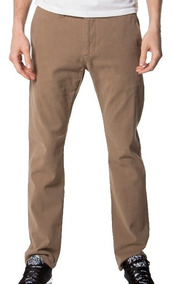 Pantalon Hombre Johnny Chino Rusty