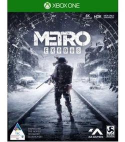Metro Exodus Xbox One Digital Online
