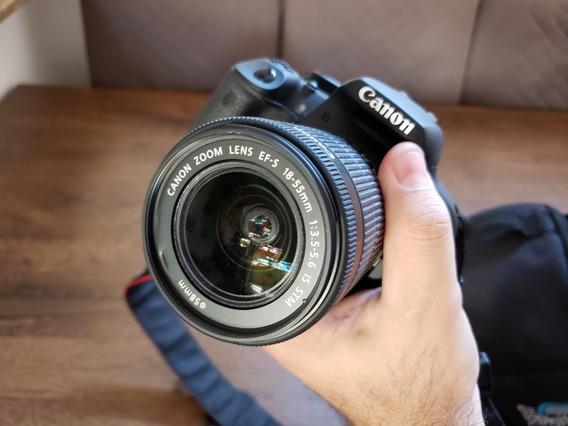 Camera Digital Canon T5i Dslr Eos Rebel T5i (pouco Uso)