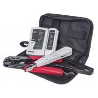 Kit De Herramientas Intellinet Para Red 4 Pzs Pinza Crimpead