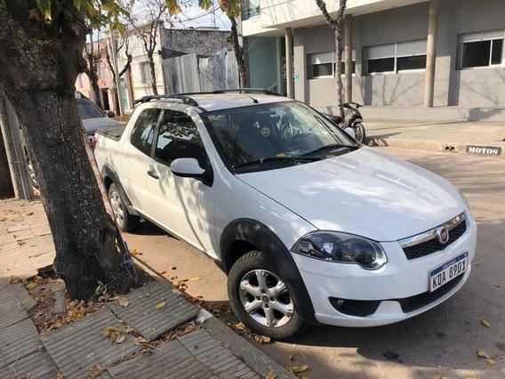 Fiat Strada 2019 1.4 Trekking Cd