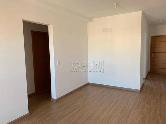 Apartamento Com 2 Dormitórios Para Alugar, 64 M² Por R$ 1.580,00/mês - Campestre - Santo André/sp - Ap10676
