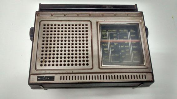 Radio Motoradio 6 Faixas Funcionando