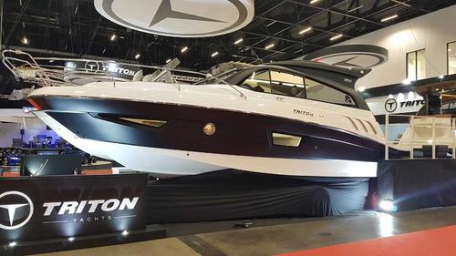 Lancha Triton 350 Ht - Nxboats Coral Real Focker Ventura Fs