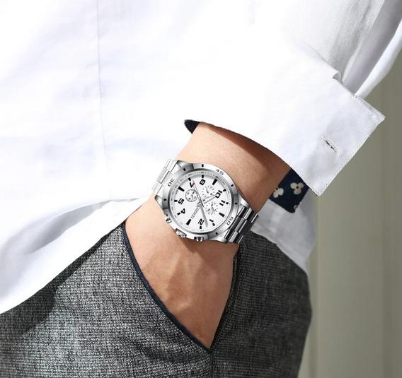Relógio Masculino Original Prova Dágua