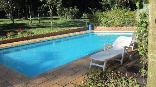 Chácara Residencial À Venda, Pau Arcado, Campo Limpo Paulista - Ch0046. - Ch0046