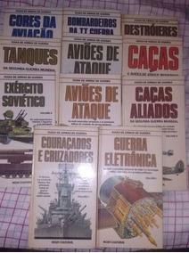 Livro Guias De Armas De Guerra - 11 Volumes Vários