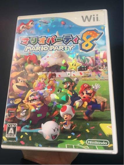 Mario Party 8 - Nintendo Wii - Original