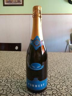 Champagne Pommery Brut Royale