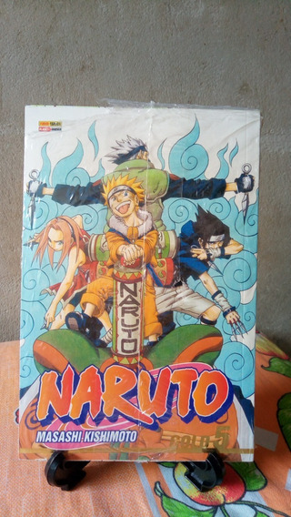 Naruto Gold 4 Ou 5