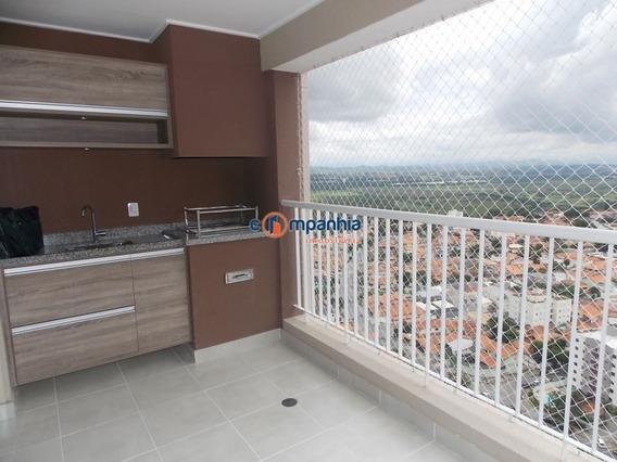 Splendor Garden - Apartamento A Venda No Bairro Jardim Das Industrias - São José Dos Campos, Sp - 2527