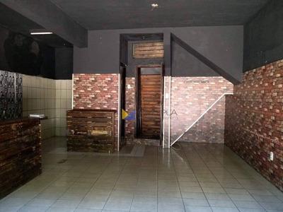 Ponto Para Alugar, 40 M² Por R$ 1.350/mês - Vila Galvão - Guarulhos/sp - Pt0014