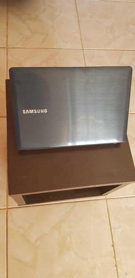 Notebook Semi Novo Samsung Np270-e. Intel I3 E Com Ssd 120