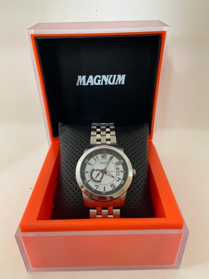 Relógio Magnum Multifunction Wr100m/original/nf