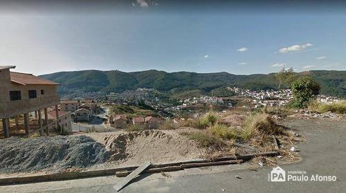 Terreno À Venda, 475 M² Por R$ 190.000,00 - Monte Verde Ii - Poços De Caldas/mg - Te0113
