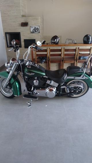 Harley-davidson Deluxe Softail