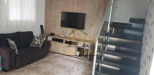 Casa Com 4 Dormitórios À Venda, 140 M² Por R$ 585.000,00 - Condomínio Guaporé - Ribeirão Preto/sp - Ca1135