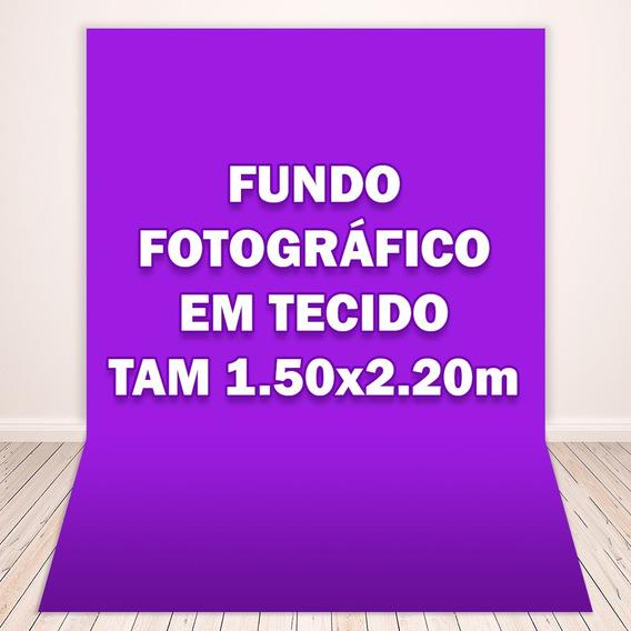 Fundo Fotográfico Em Tecido Backdrop Newborn 1,50x2,20mt