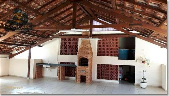 Apartamento Com 2 Dormitórios À Venda, 90 M² Por R$ 409.000,10 - Vila Assunção - Santo André/sp - Ap2085