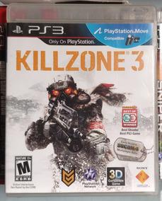 Killzone 3® -ps3 - Mídia Física