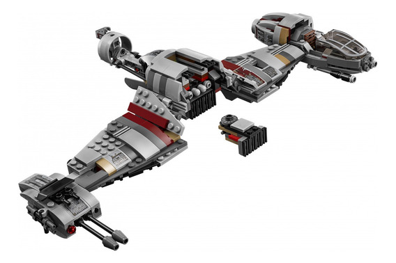 Lego Star Wars Defesa De Crait