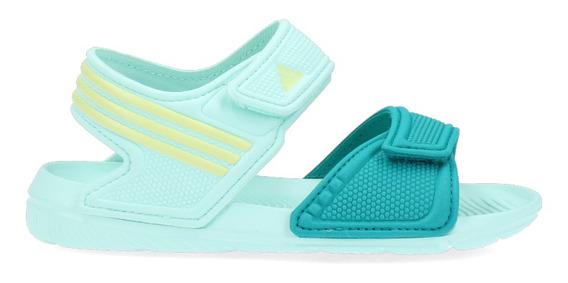 Sandalia De Niño adidas Akwah 9 K Aq4590