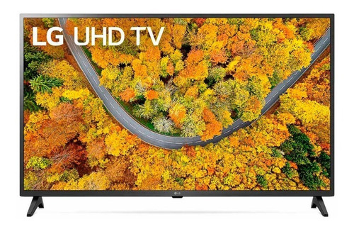 Imagen 1 de 3 de Televisor LG 43 Pulgadas 4k Uhd Al Thinq