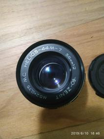 Lente Zenit Helios-44m-7 58mm 1:2