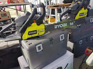 Motosierra Ryobi 16 Pulgadas Ry3716 Exelentes Condiciones