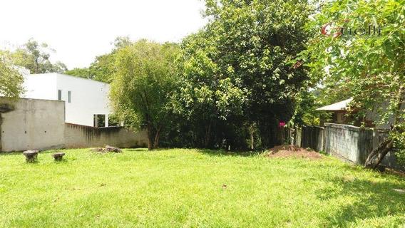 Terreno Residencial À Venda, Nova Higienópolis, Jandira. - Te0480