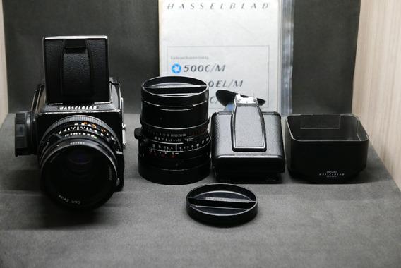 Hasselblad 500cm + Acute Matte Screen + Zeiss 80mm E 60mm