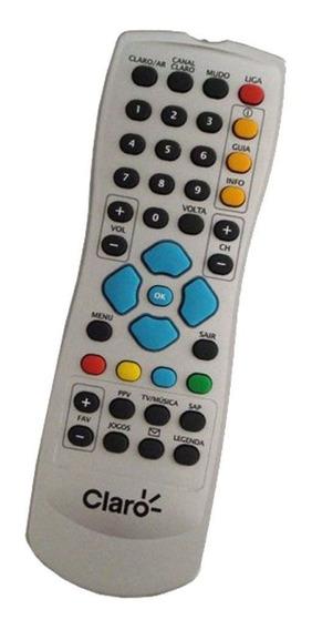 Controle Remoto Para Receptor Claro Tv