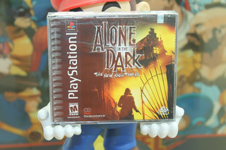 Alone In The Dark The New Nightmare Playstation 1 Nuevo