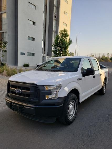 Ford F150 Xl 3.7 V6 4x2 Doble Cabina