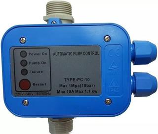 Control Automatico Presion Bomba Agua Czerweny Press Pc 10