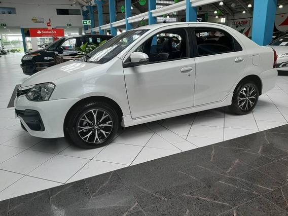 Toyota Etios Sedan Platinum 1.5 4p Automático