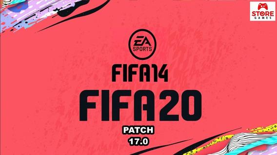 Patch Fifa14 (2020) Para Pc + Jogo Fifa 14 Atualizado Top
