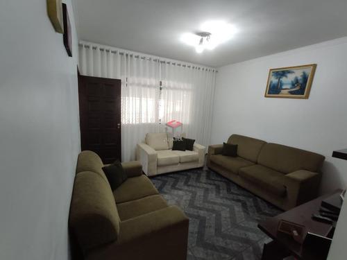 Imagem 1 de 10 de Casa À Venda, 3 Quartos, 4 Vagas, Zaira - Mauá/sp - 77866