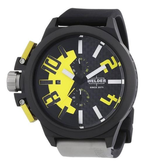 Reloj Welder K35 Por U-boat Acero Inoxidable K35 2502