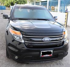 Ford Explorer Limited, Motor Nuevo, Blindada