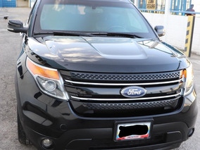 Ford Explorer Limited, Motor Nuevo, Blindada