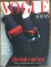 Revista Vogue Jóias N° 24 - Abril 2008 - Rara