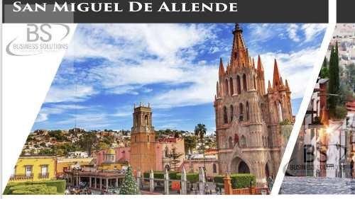 Venta Rancho San Miguel De Allende Guanajuato