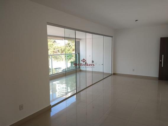 Apartamento De 4 Quartos, 126m² À Venda No Buritis Por R$ 800.000 - 17915