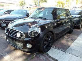 Mini Cooper 2p All Black Aut A/a