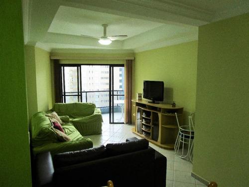 Apartamento 03 Dormitórios, Venda, Pitangueiras, Guarujá. - Ap6544
