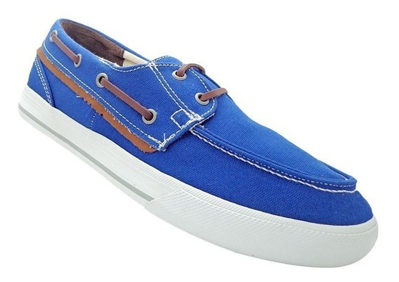 Dockside Doma Shoes Azul