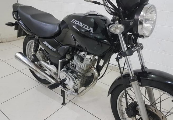 Honda Cg 125 Fan Naked (cod:0007)