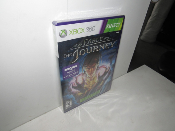 Fable The Journey Xbox 360 Mídia Física Novo Lacrado